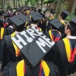 Salaries for graduates seeking first jobs rose 5.2% from last year