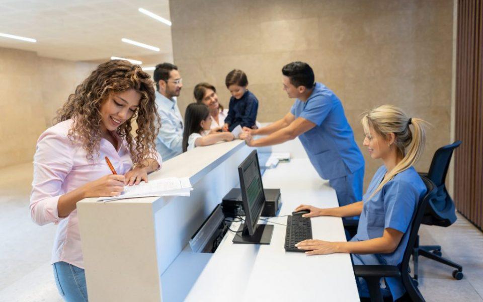 Non-Clinical HealthCare